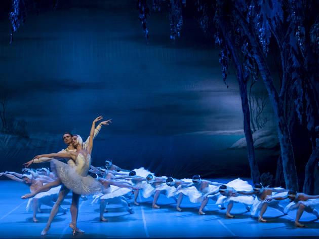 El lago de los cisnes Ópera Nacional de París