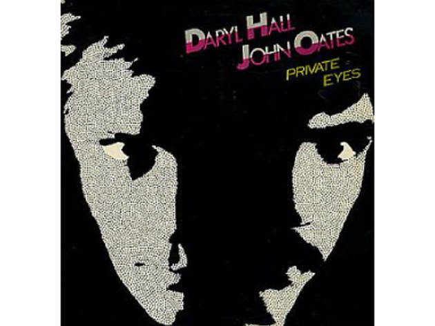 Hall and Oates album cover
