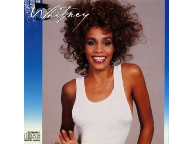 Whitney Houston album cover
