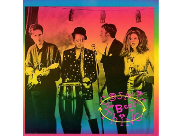 """""""Love Shack"""" by the B-52's"""