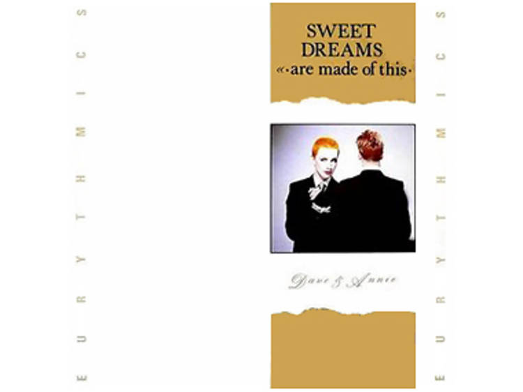 """""""Sweet Dreams (Are Made of This)"""" by Eurythmics"""