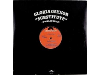 Gloria Gaynor album cover