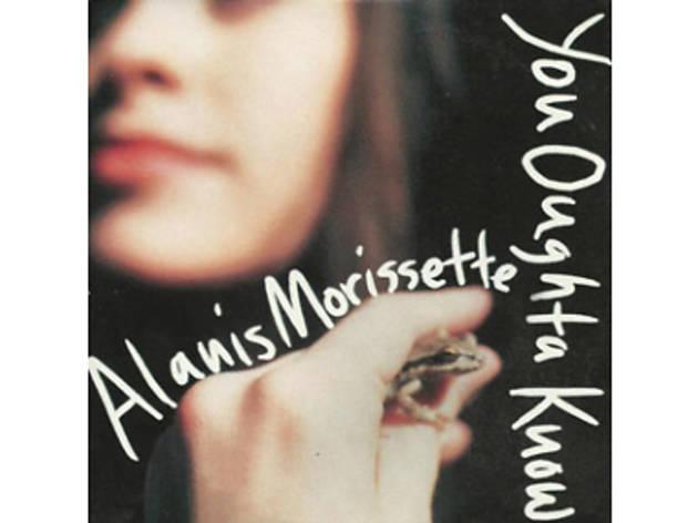 Alanis Morissette album cover
