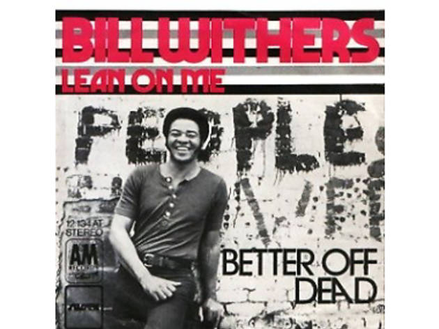 Bill Withers album cover