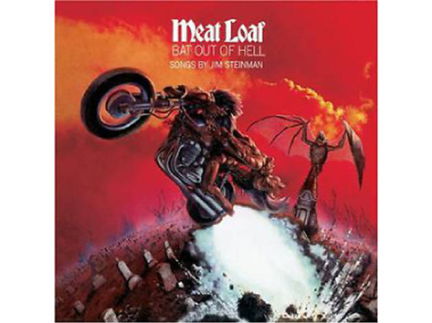 Meat Loaf album cover