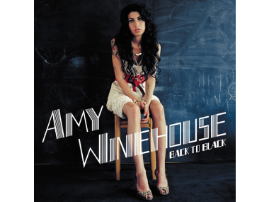 Amy Winehouse album cover