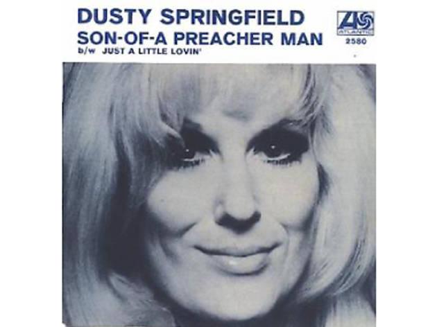 Dusty Springfield album cover