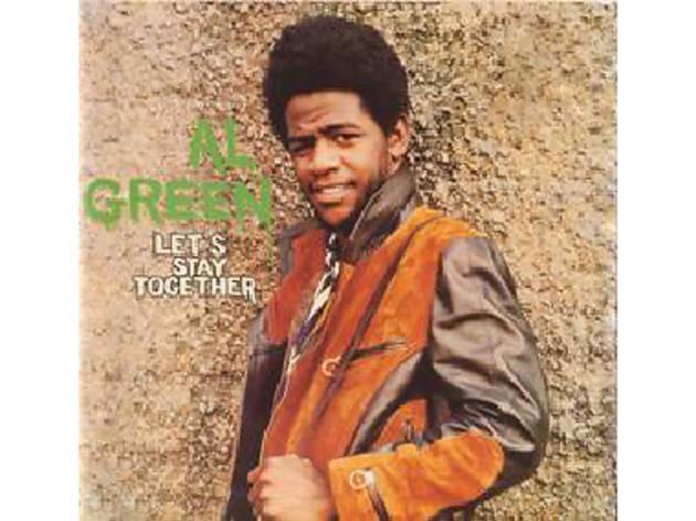Al Green album cover
