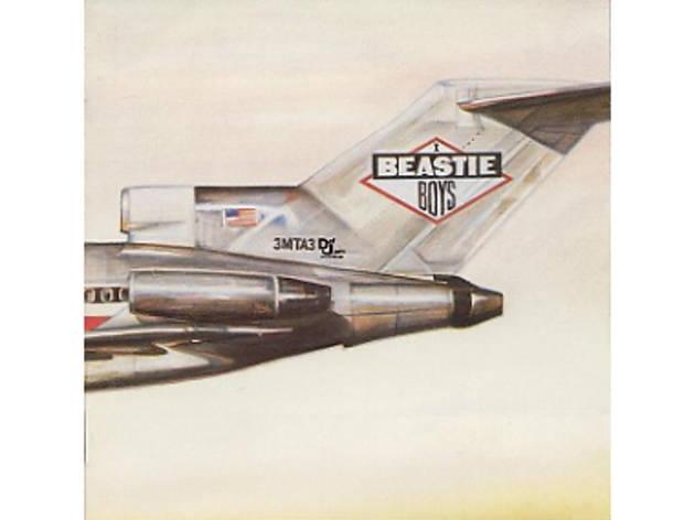 Beastie Boys album cover