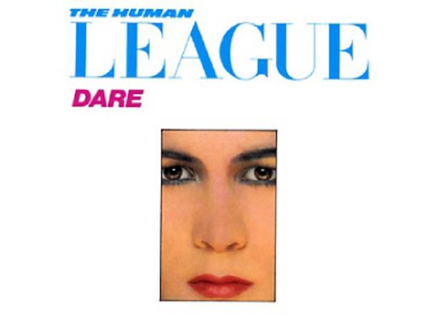 The Human League album cover