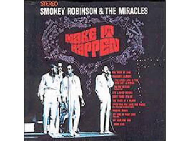 Smokey Robinson album cover