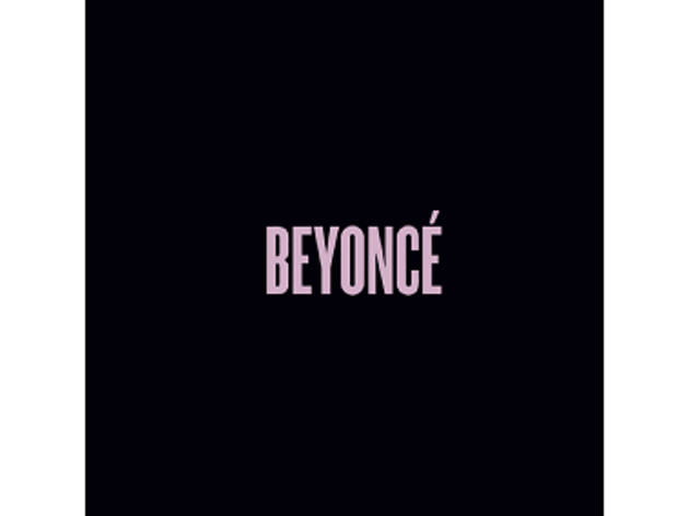 Beyonce album cover