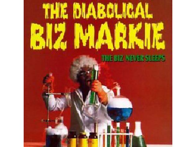 Biz Markie album cover