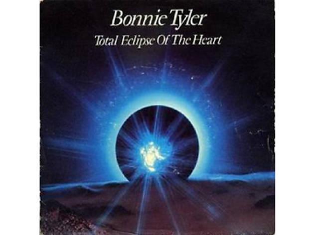 Bonnie Tyler album cover