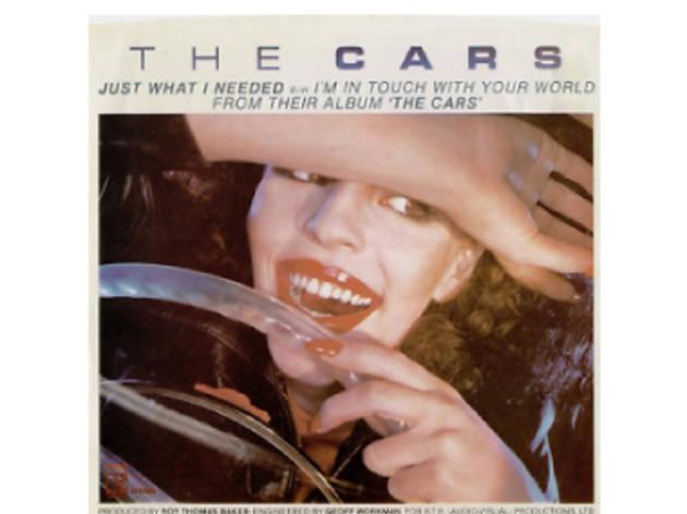 The Cars album cover