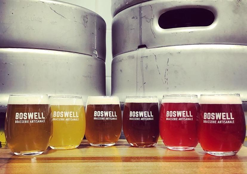 Boswell Brasserie Artisinale