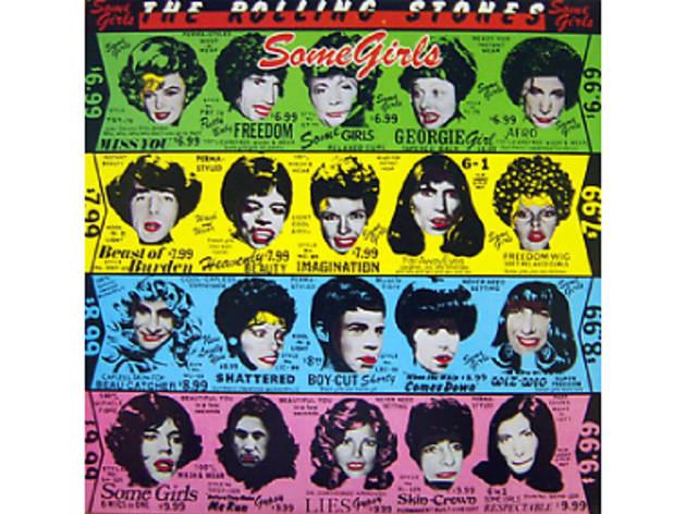 Rolling Stones album cover