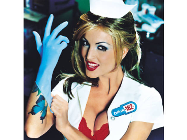 Blink-182 album cover
