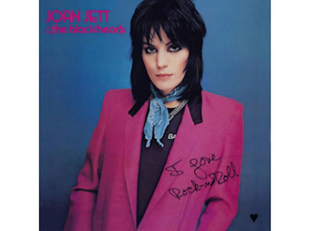 Joan Jett Album Cover