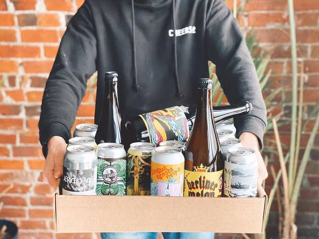 The best beer delivery and takeout to #buvezlocal