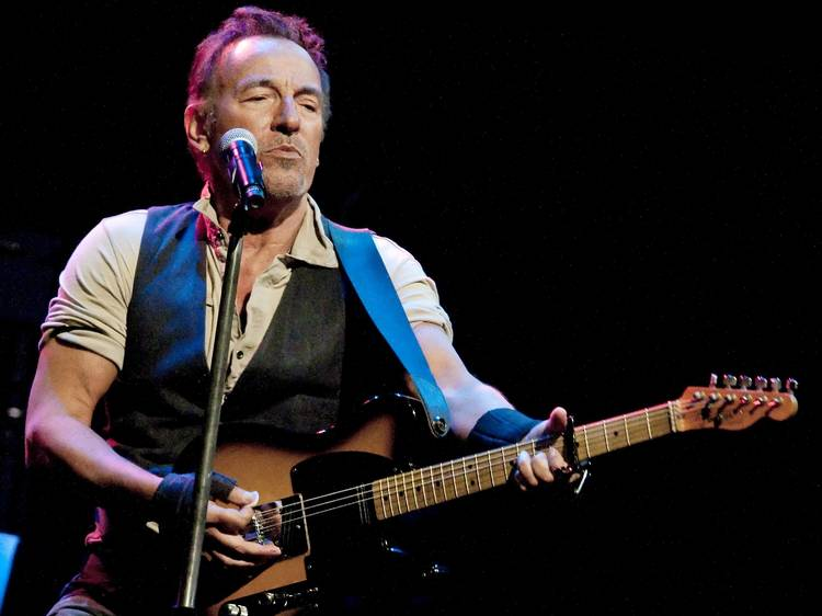 """""""Born to Run"""" by Bruce Springsteen"""