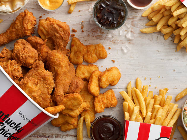KFC is offering free delivery nationwide this Easter long weekend