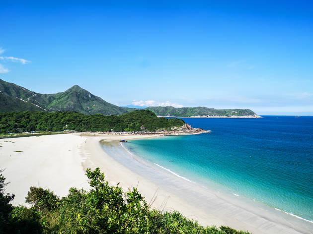 ham tin wan beach