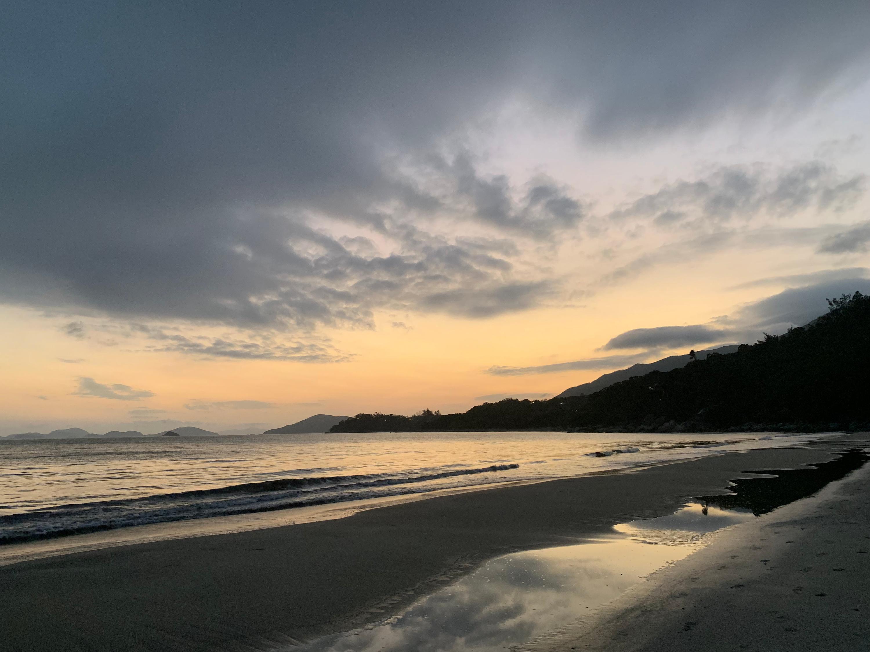 Pui O beach