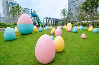 K11 Musea 'You Paint, We Donate' Easter online art jam