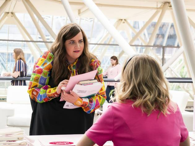 Aidy Bryant in SBS hit Shrill