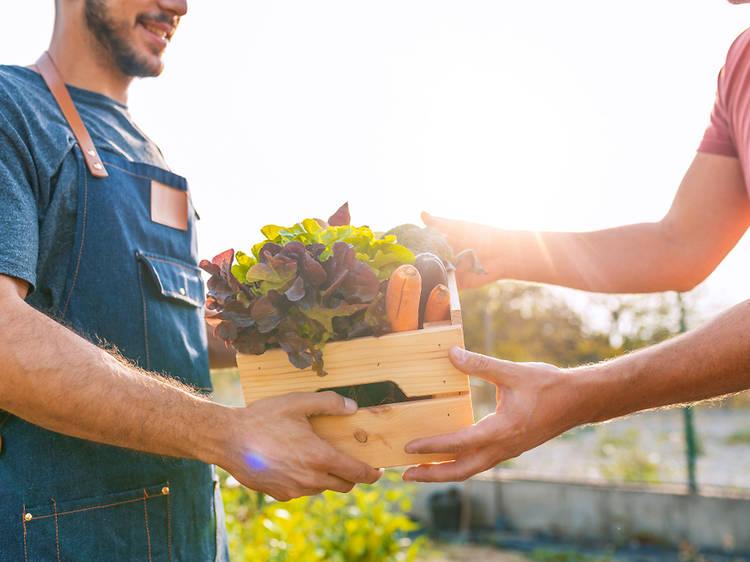 Mejora la dieta y compra de proximidad