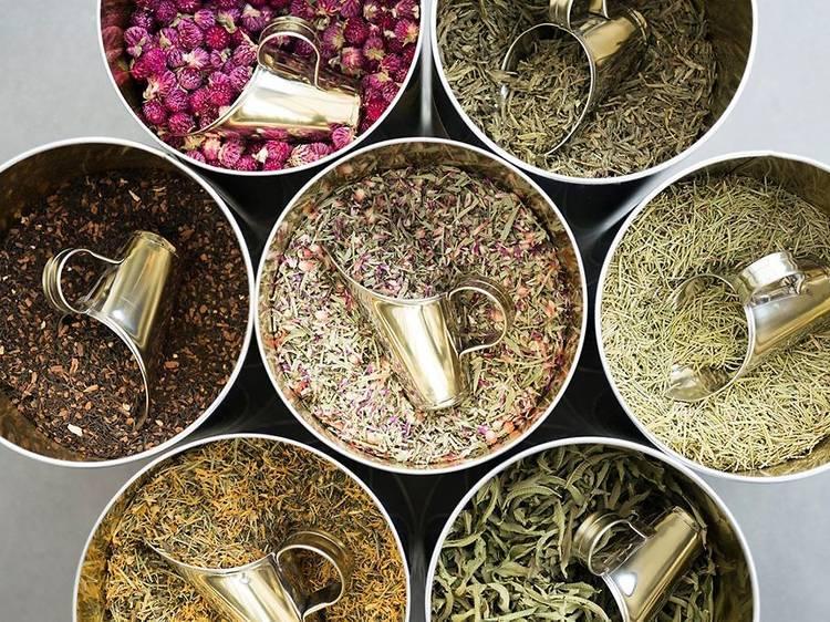 Cinco lojas para comprar chá online