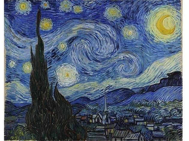 Pinte uma tela de Van Gogh com um workshop da Lx Paint Porto