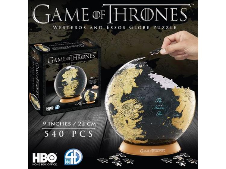Puzzle Game of Thrones