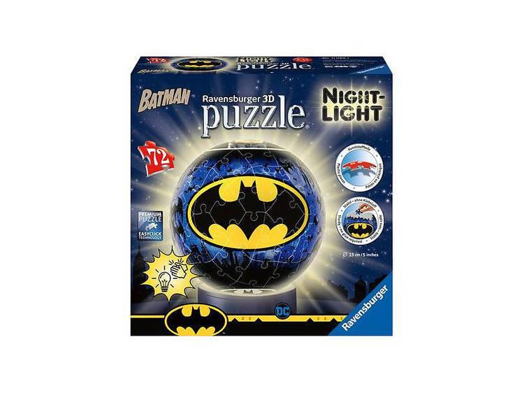 Puzzle candeeiro Batman