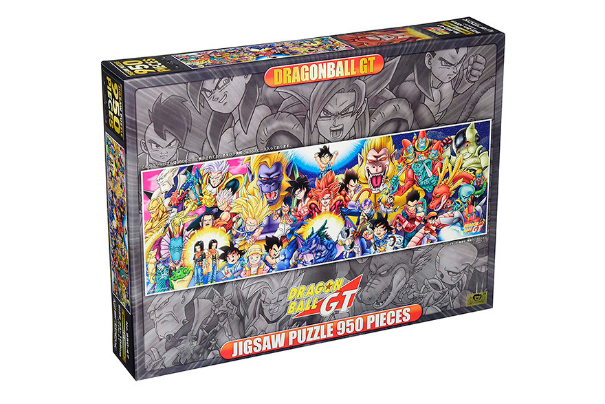 Puzzle dragon ball gt