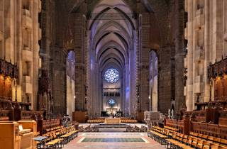 coronavirus, pandemic, New York, Governor Andrew Cuomo, covid-19, The Cathedral of St. John the Divine