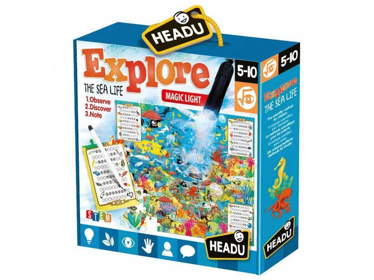 Explore - The Sea Life