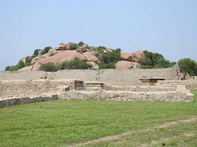 Palace of Vira Harihara, India