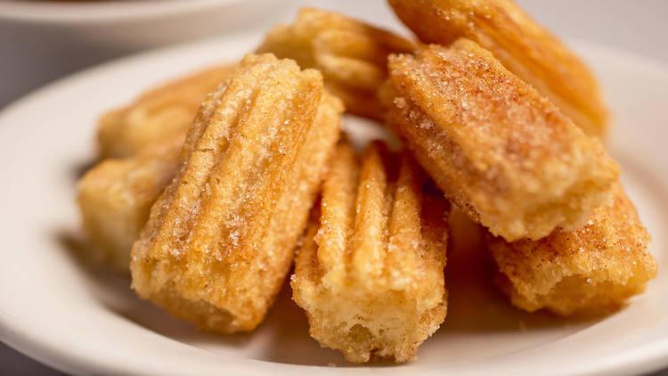 Disneyland churros recipe