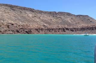 Isla Espíritu Santo en La Paz Baja California Sur
