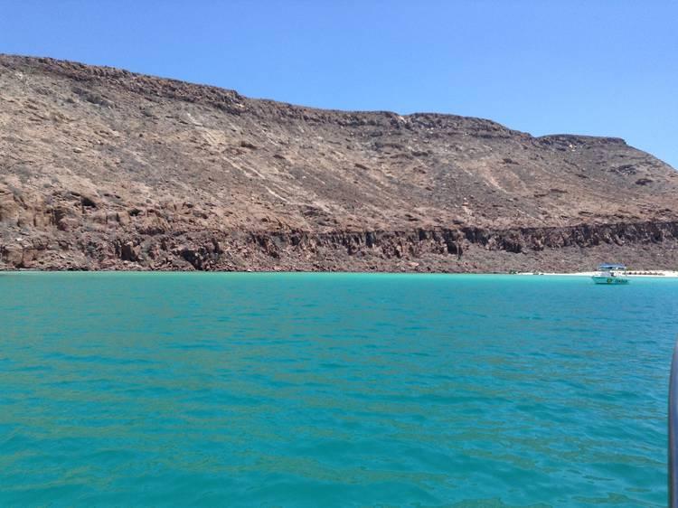 Tres playas para visitar en La Paz