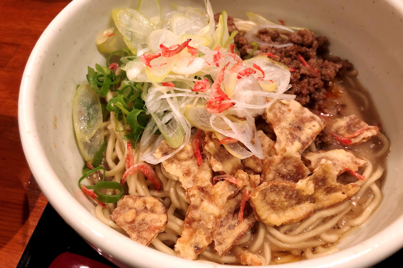 広島流つけ麺 からまる