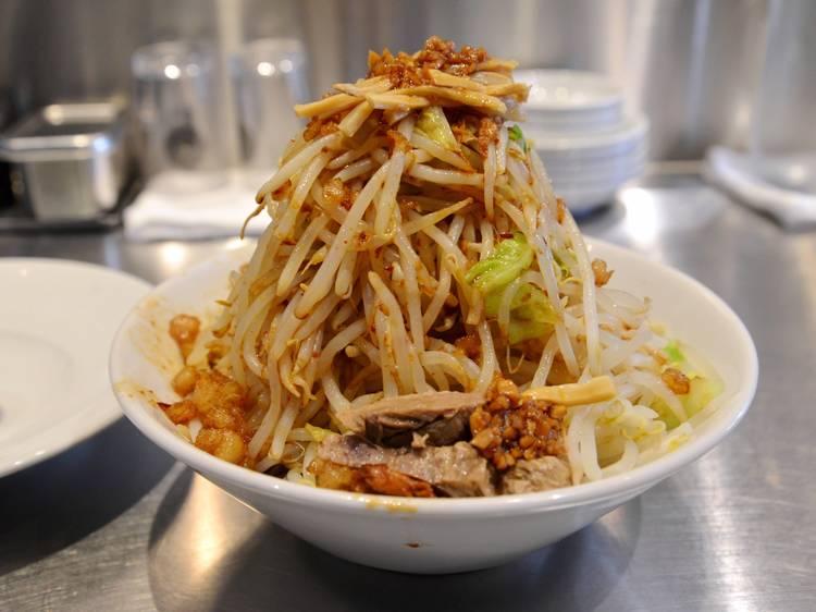 Men Hachi Ichi / 81 Noodle Bar