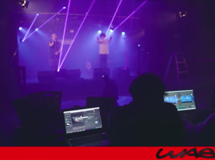 マヒト、宇川ら出演「#WASH」を通じて表現されるライブハウスの今