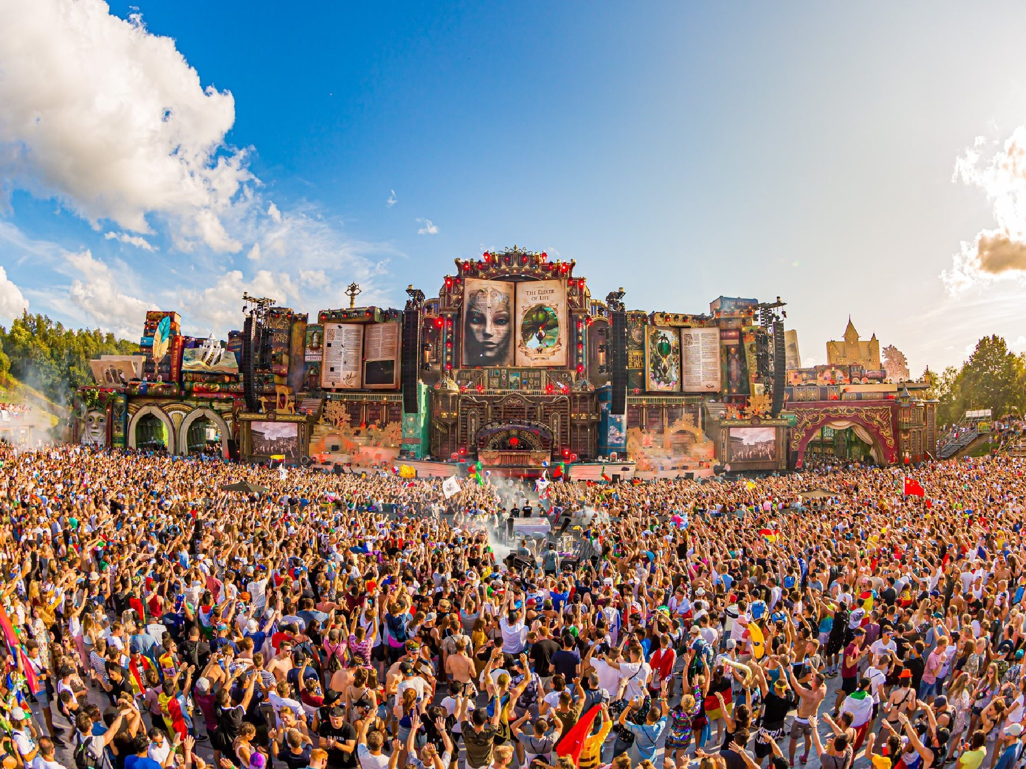 Tomorrowland festival
