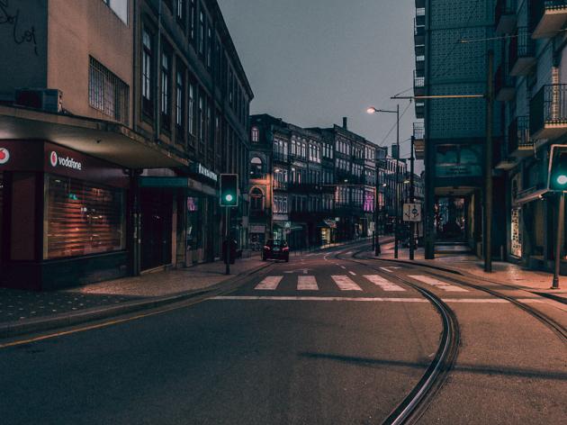 Rua de José Falcão