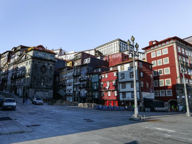Fotogaleria: Porto, uma cidade vazia