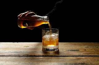 pour old fashioned