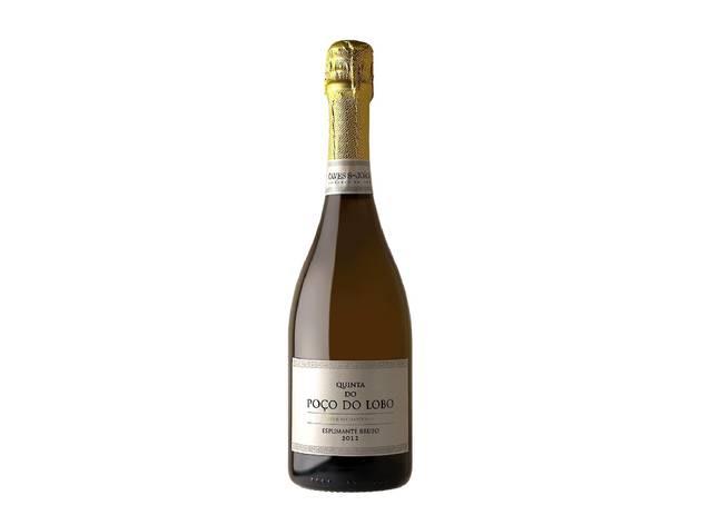 Vinho, Espumante, Quinta do Poço do Lobo Arinto e Chardonnay espumante branco